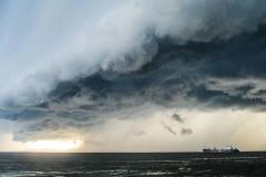 Очередной циклон обрушится на Приморье