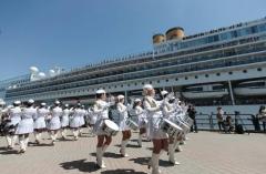 Лайнер Costa NeoRomantica в очередной раз посетит Владивосток