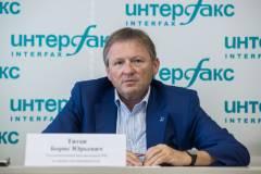 Борис Титов: «Приморскому бизнесу – не плошать»