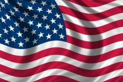 Флаг США на балконе дома возмутил жительницу Владивостока
