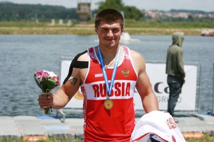 Заменивший Ивана Штыля каноист Андрей Крайтор неудачно выступил на Олимпиаде