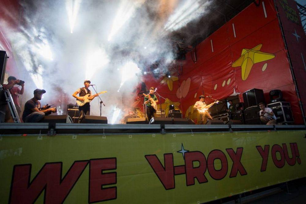 V-ROX. День второй