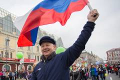 День Государственного флага России отметят сегодня во Владивостоке