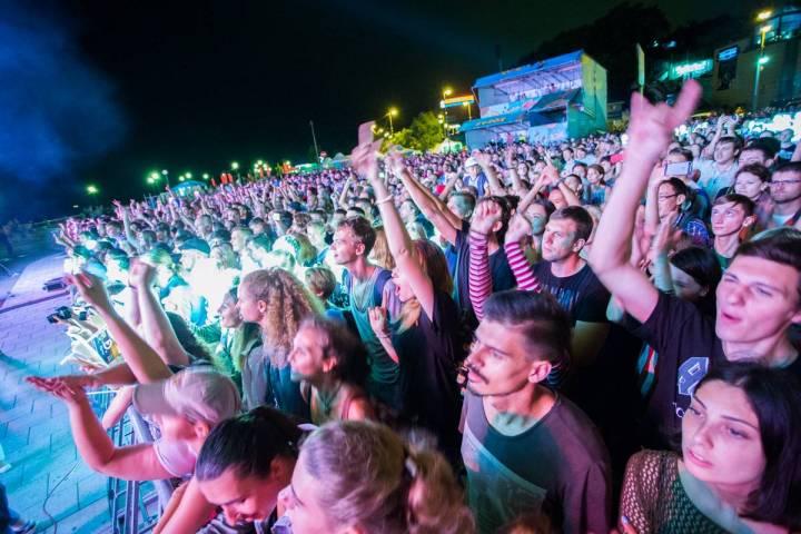 Международный фестиваль V-ROX завершился во Владивостоке