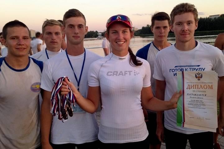 Гребцы завоевали для Приморья золото и бронзу на Всероссийских соревнованиях в Казани