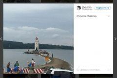 Запрет посещения Токаревского маяка не испугал владивостокцев