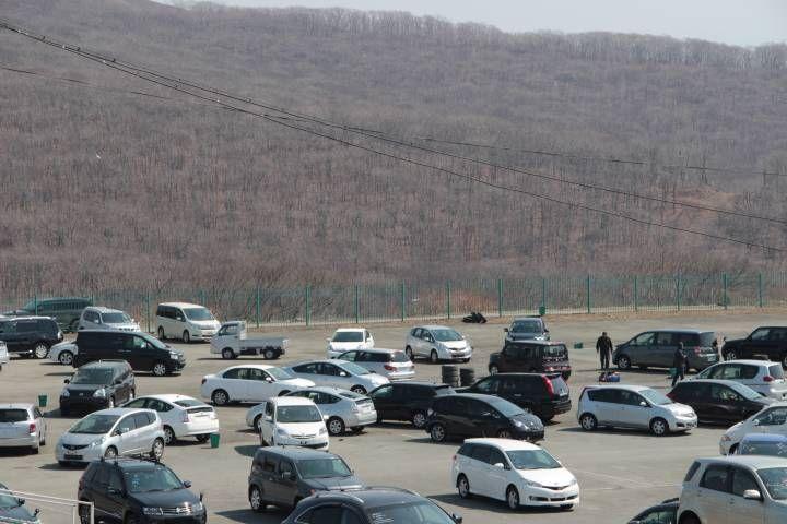 Современные парковки появятся в разных районах Владивостока