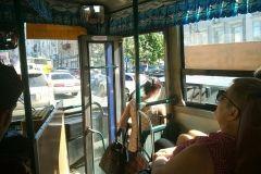 Водитель автобуса № 81 высадил пассажиров посреди дороги во Владивостоке
