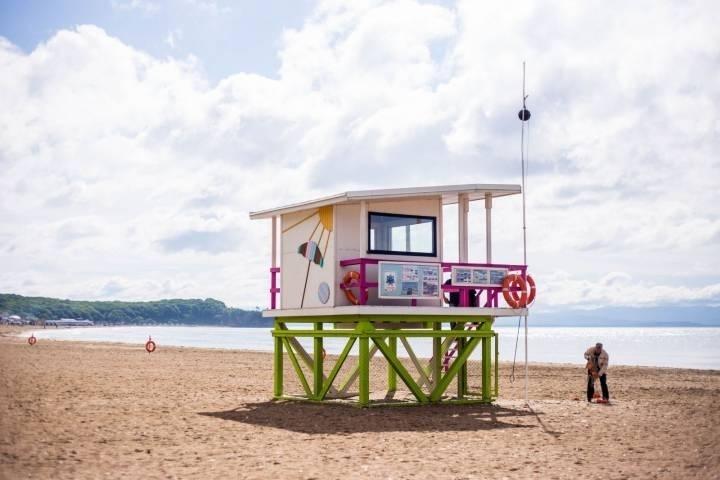 Популярный пляж Владивостока вновь вошел в число небезопасных