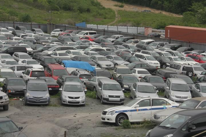 Приморье уступило Камчатке в звании самого автомобилизированного региона страны