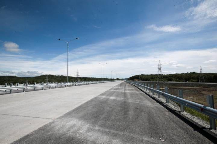 На трассе Седанка - Патрокл в Приморье начали строить съезды