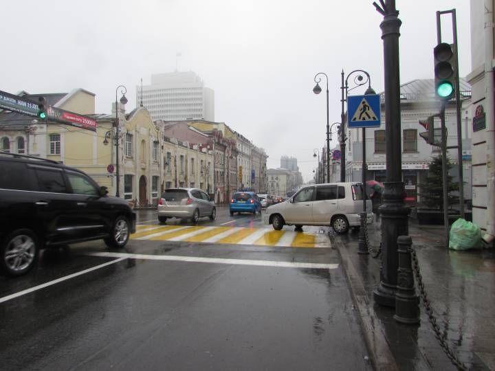 Пешеходный переход на Арбате могут перенести