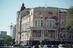 Объект культурного наследия разрушается во Владивостоке