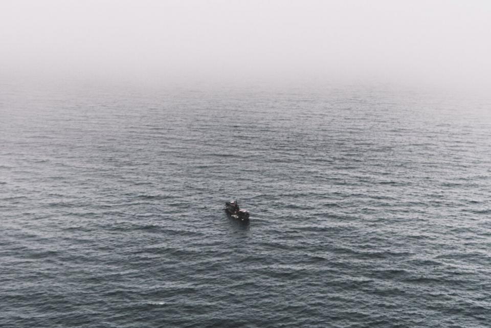 Иностранное судно терпит бедствие у берегов Приморья