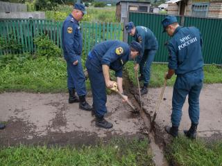 В Приморье продолжают ликвидировать последствия стихии