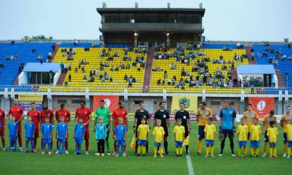 Сегодня владивостокский «Луч» сыграет с ФК «Тамбов»
