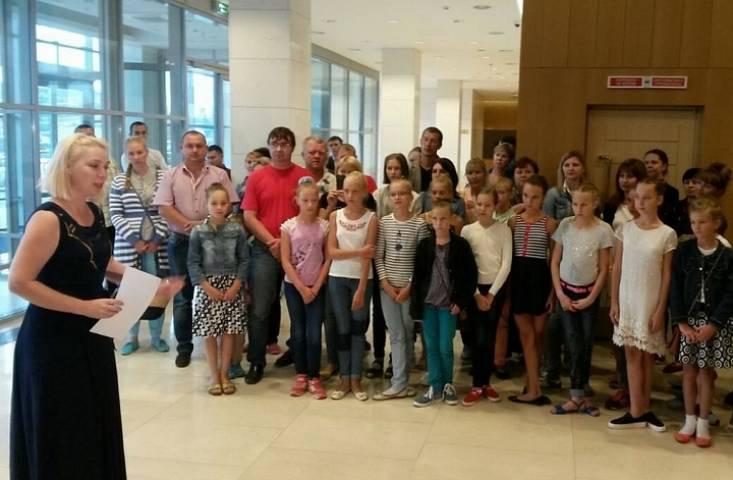 14 детей из Приморья прошли первый этап кастинга в Вагановку