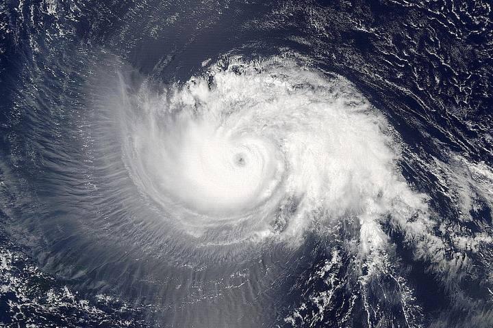 Тайфун пока не вызвал ЧС в Приморье