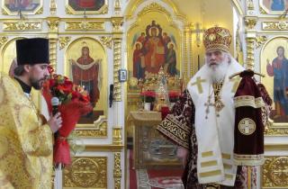 Митрополит Приморский Вениамин призвал отказаться от показа «Матильды» во Владивостоке