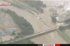 «Лайонрок» на Хоккайдо: прорванные плотины, эвакуация, первые жертвы