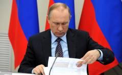 Путин поддержал приоритет зарплаты перед другими выплатами