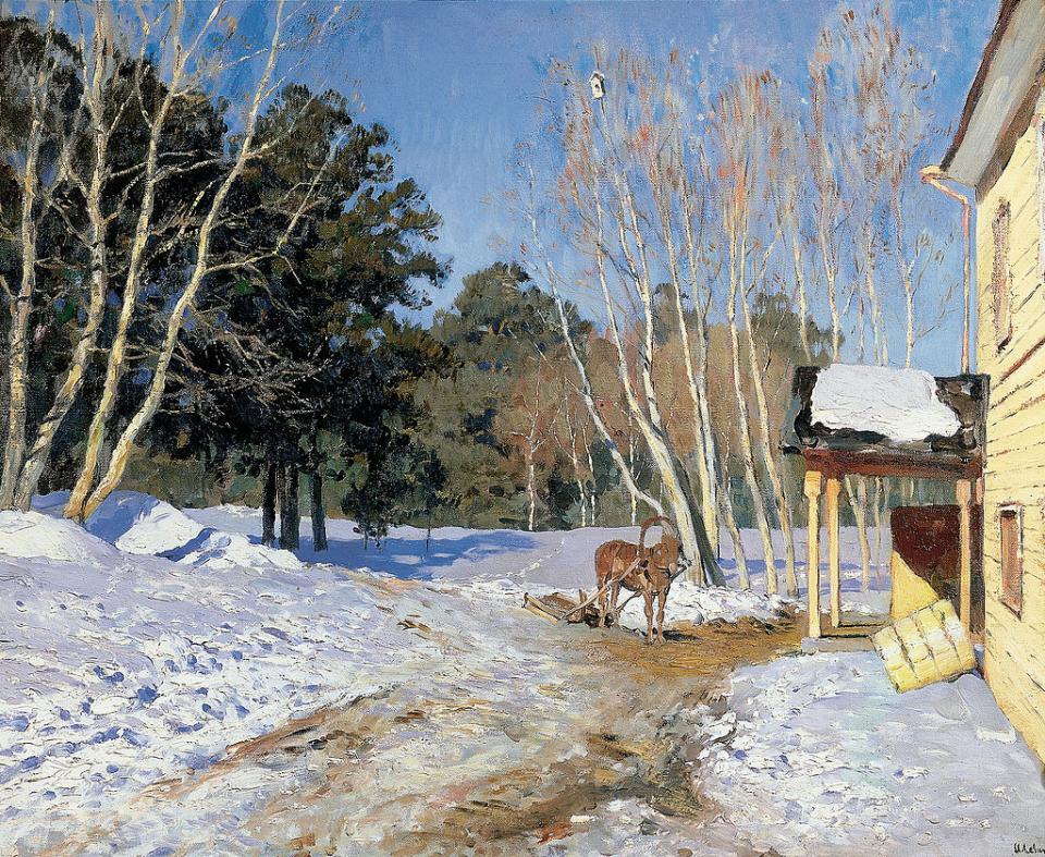 10 фактов о живописи в Приморье