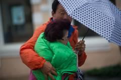 «Лайонрок» во Владивостоке: реки вместо улиц, оторванные номера и сломанные зонты