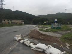Трасса Владивосток - Находка почти не пострадала от тайфуна «Лайонрок»