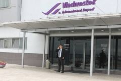 Аэропорт Владивостока принял рекордное число пассажиров за сутки
