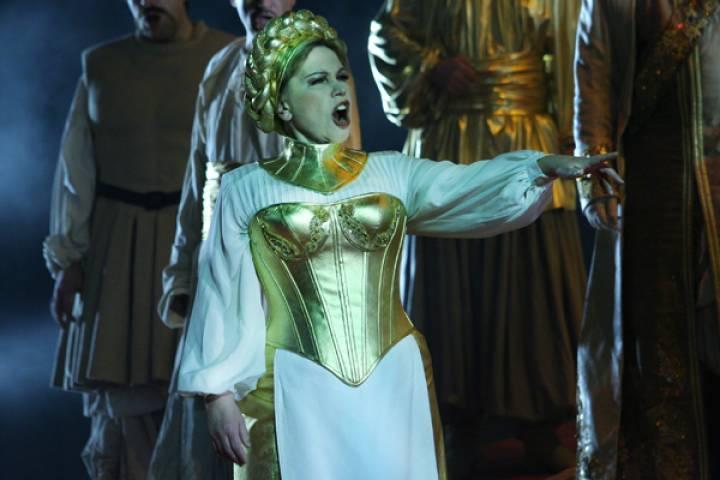 Лариса Дядькова: «Фестиваль «Мариинский» вывел Приморскую сцену на новый уровень»