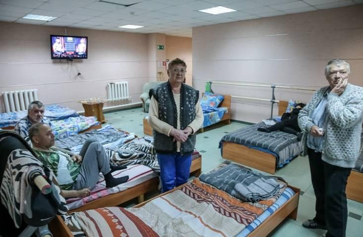В Приморье организуют пункты длительного размещения для пострадавших