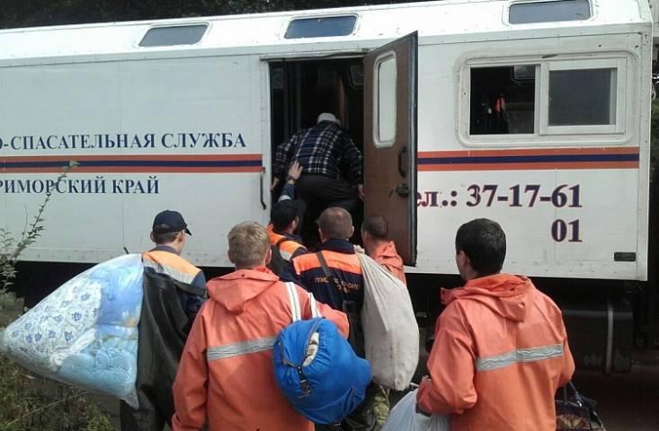 Кавалеровский район отрезан от Владивостока - администрация