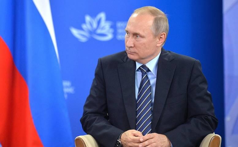Путин о Дальнем Востоке: «Мы видим здесь реальные перемены»