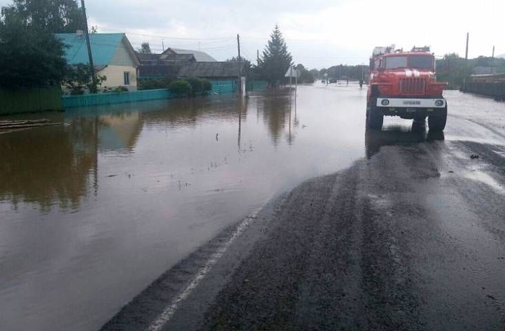 Китай снизил сброс воды на водохранилищах из-за тайфуна в Приморье