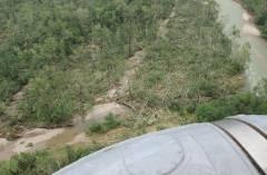 Две поврежденные тайфуном ЛЭП на востоке Приморья включены