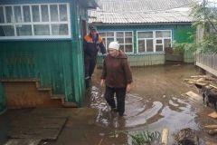 Затопленные районы Приморья глазами медиков