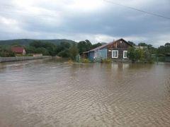 Еще 400 домов подтопило в Приморье за прошедшие сутки