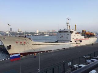 Паромное сообщение между Владивостоком и Раджином приостановлено