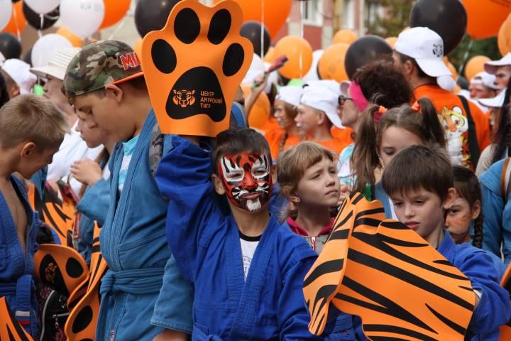 В День тигра во Владивостоке пройдет карнавальное шествие