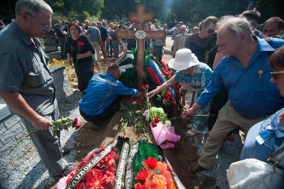 Во Владивостоке простились с экс-мэром