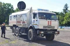 Замминистра МЧС России осмотрел затопленные районы Приморья
