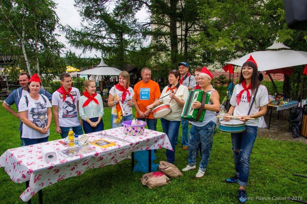 Ежегодное «Барбекю на даче» прошло в пригороде Владивостока