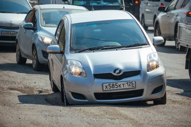 «Бюджет Владивостока» пустят на ремонт московских дорог