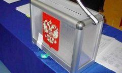 Досрочные выборы пройдут в затопленных районах Приморья