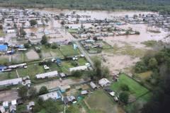Вторая волна паводка в Приморье затопила новые районы