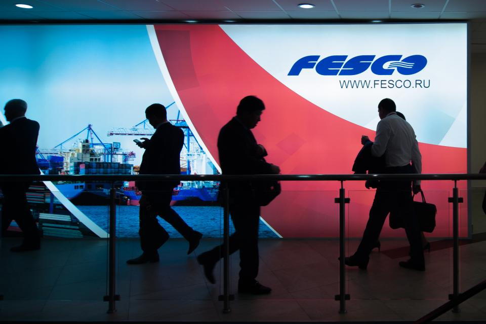 Транспортная группа FESCO и «ТехноНиколь» подписали соглашение о сотрудничестве во Владивостоке