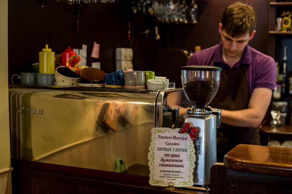 Можно ли заработать, открыв маленькую уютную кофейню?