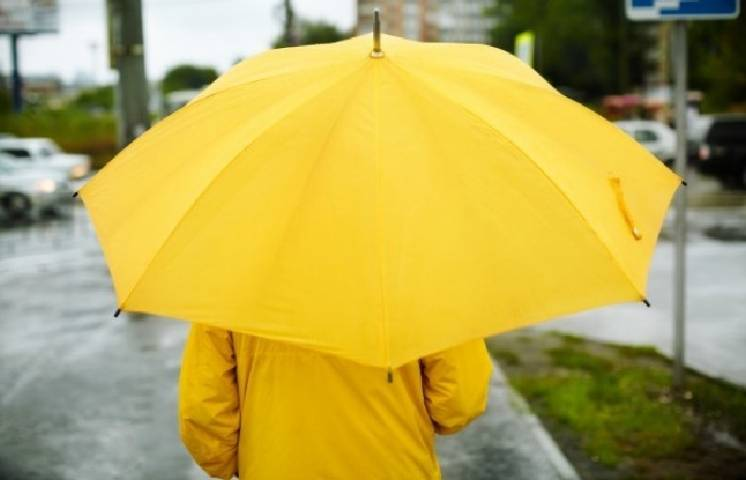 Во Владивостоке опять дождь
