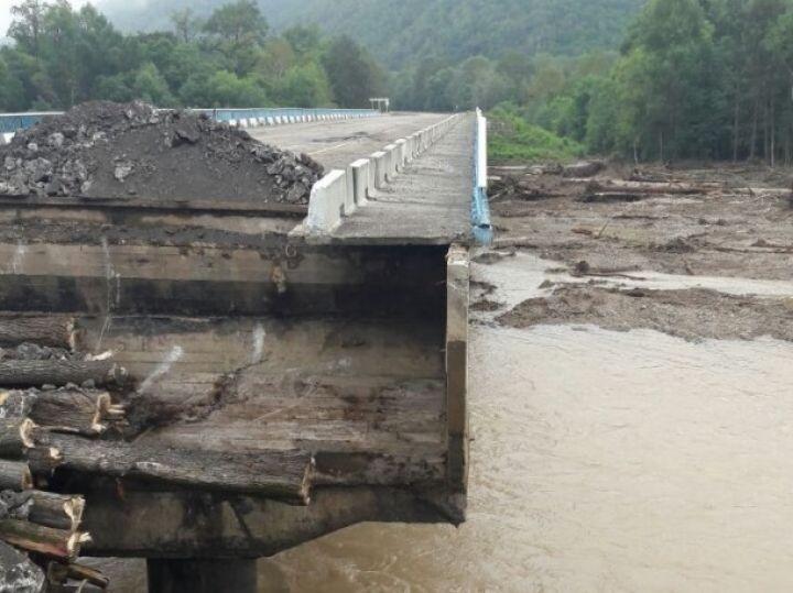 В Приморье продолжаются работы по ликвидации последствий тайфуна