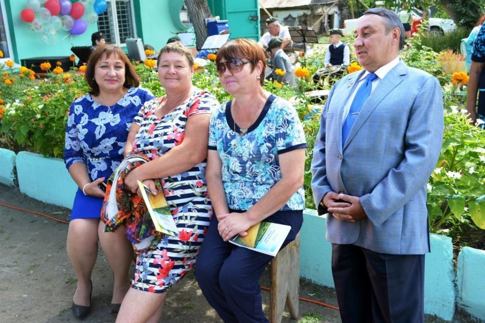 Приморское село Старобельмановка отметило 120-летний юбилей